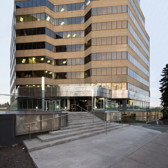 Ledgeview Business Centre Edmonton