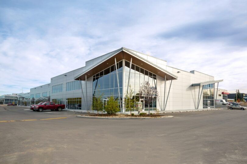Fairmore Business Park Calgary 1
