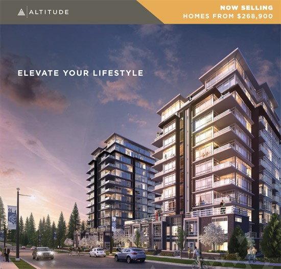 Altitude - Metro Vancouver's Highest Rising Towers