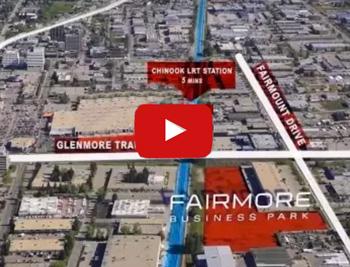 Fly-Through Fairmore Business Park