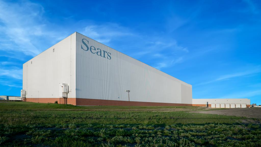 RENX.ca - Hungerford to redevelop Sears' Regina warehouse
